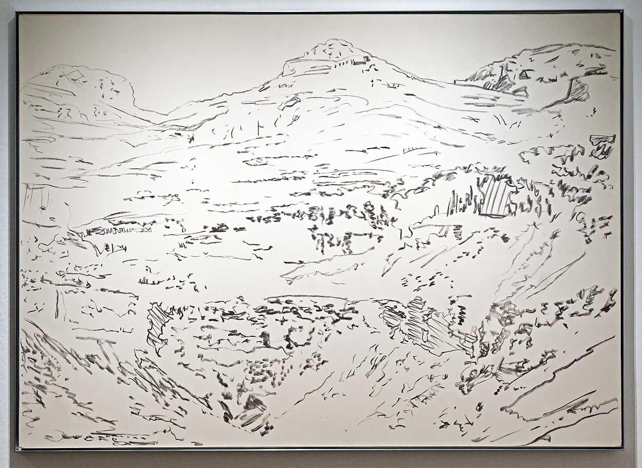 040 Gerhard Richter Landschaft