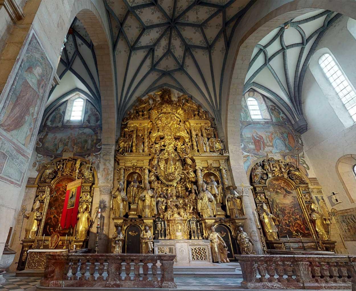 Altarraum Dom zu Gurk