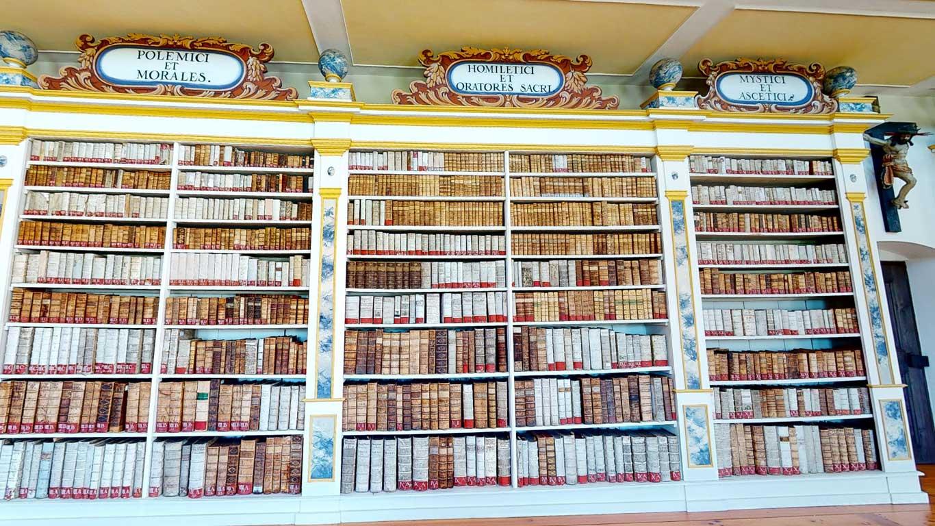Bibliothek Buecher