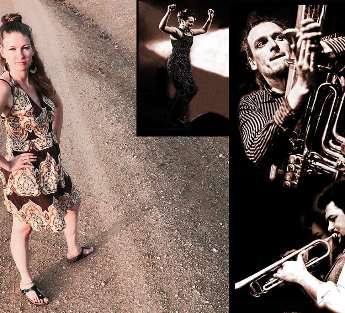 Claudia Schwab Quartett feat Johannes Baer und Vinzenz Haertel kl web neu