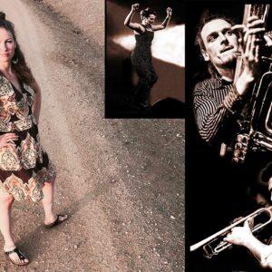 Claudia Schwab Quartet feat Johannes Baer and Vinzenz Haertel kl web neu