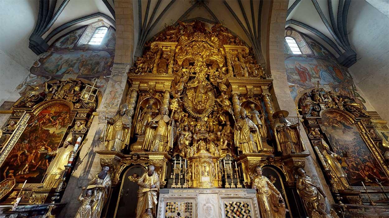 Dom Gurk altar