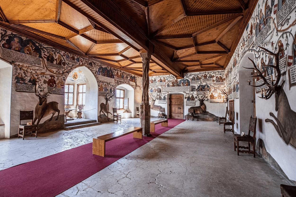 Habsburger Saal Tratzberg