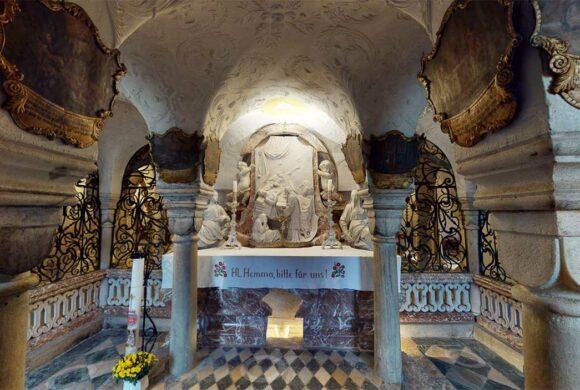Hemma of Gurk Tomb