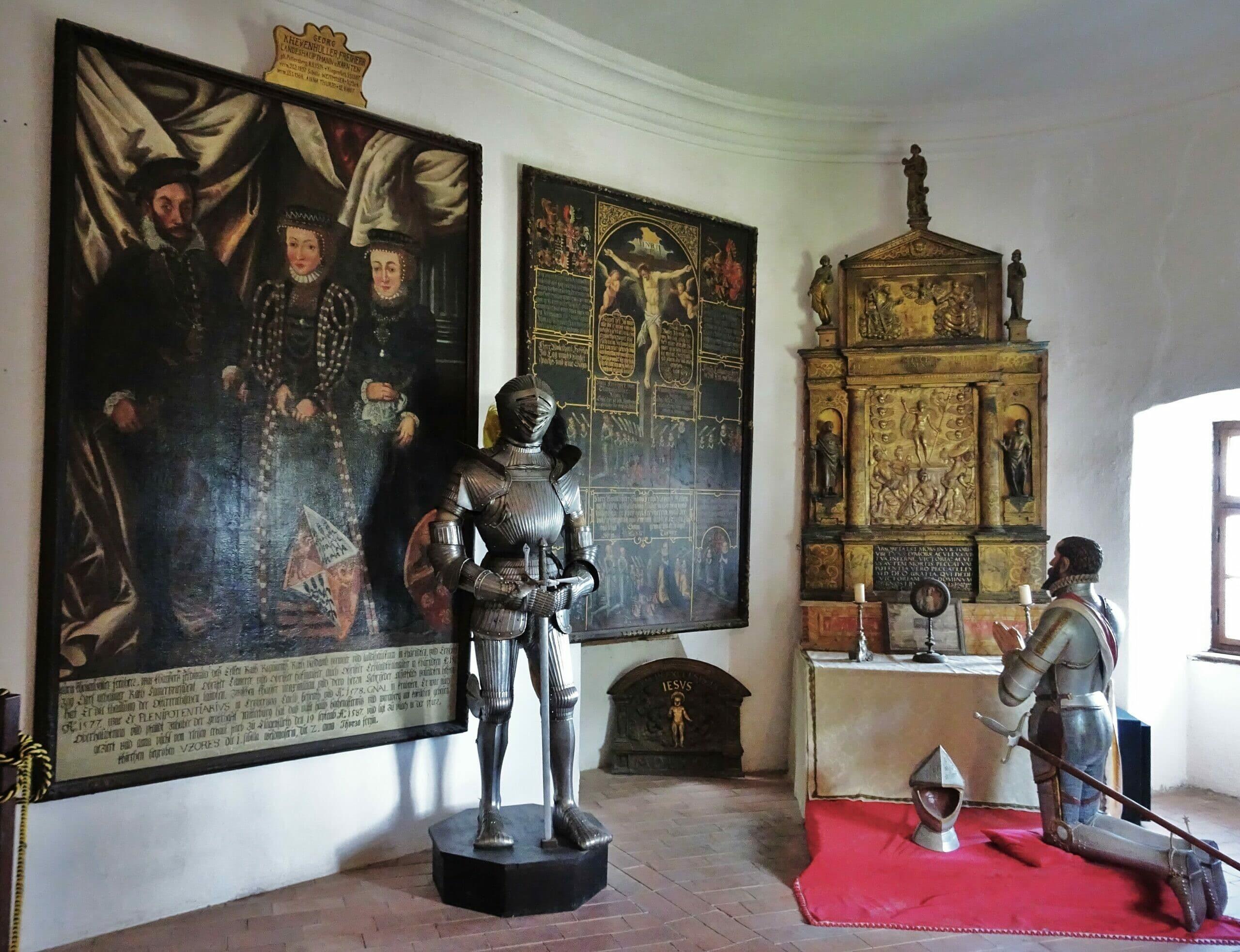 Hochosterwitz Museum scaled