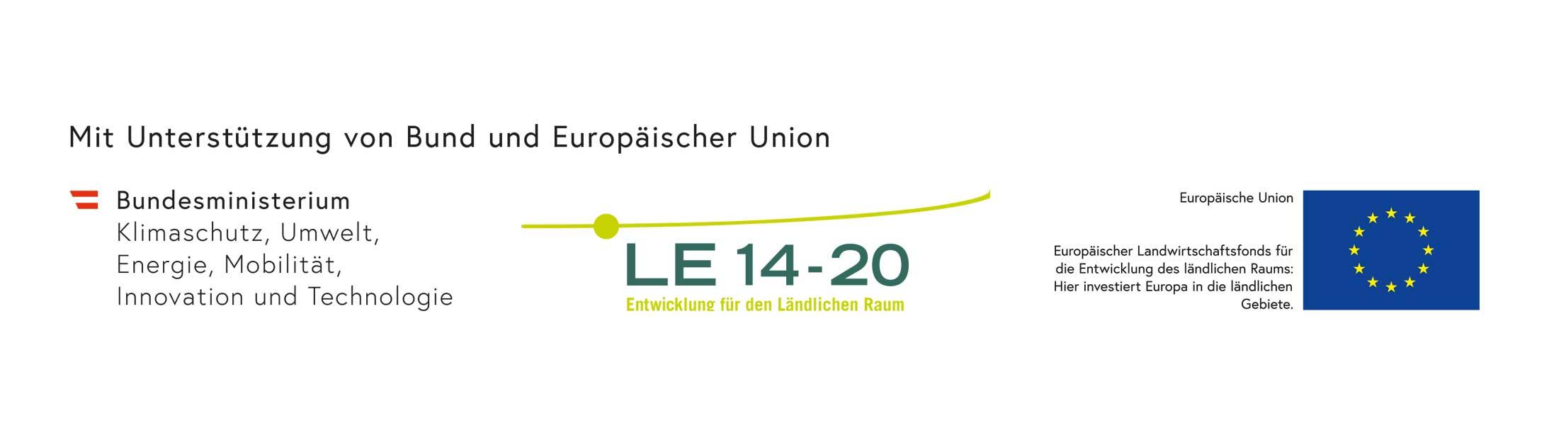 Logo Leiste EU