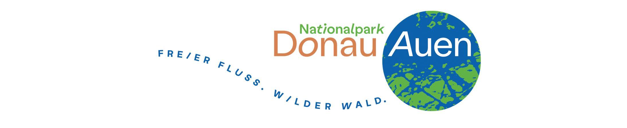 NPDonauAuen Logo