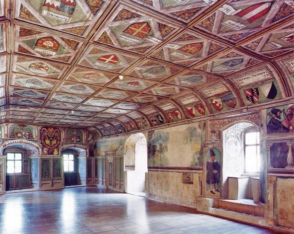 Rittersaal Andrew Phelps