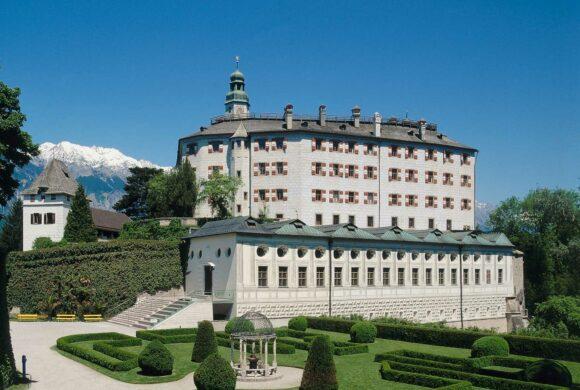 Ambras Castle Innsbruck Hochschloss web
