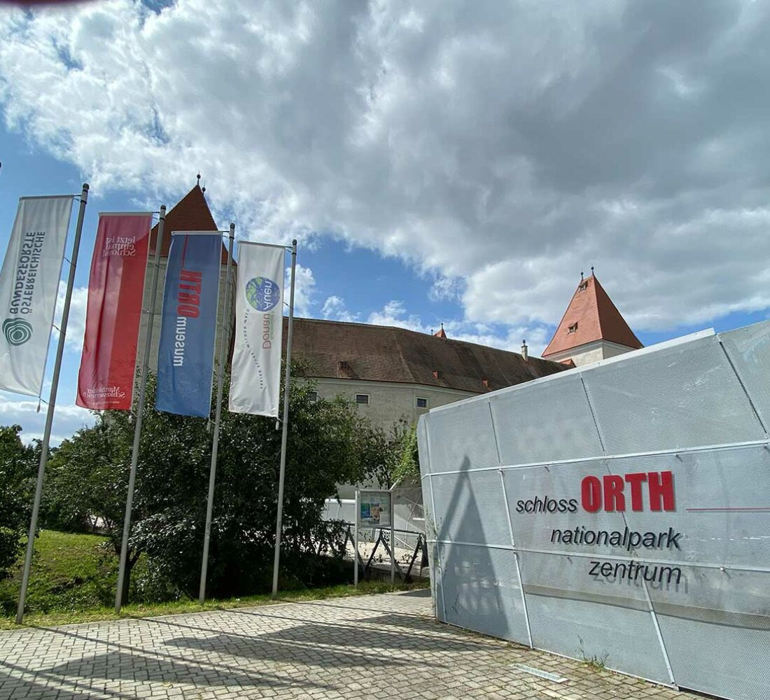 Schloss Orth Nationalpark
