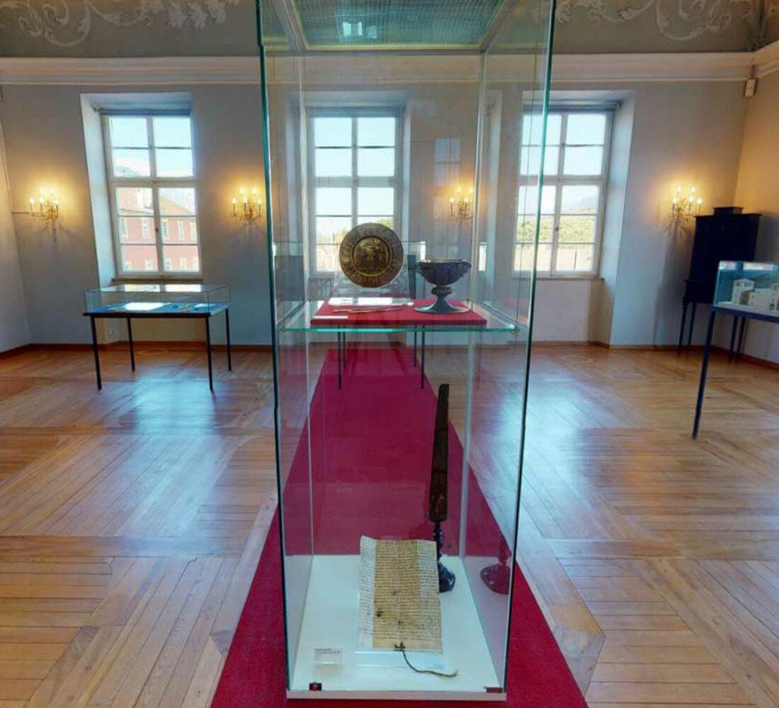 Stift Wilten Museum Exponate