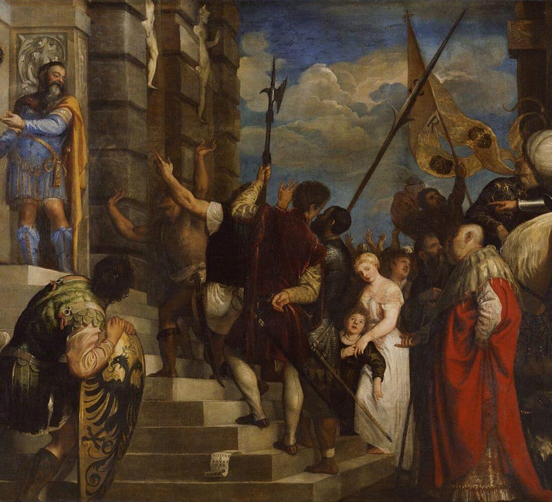 Titian Ecce Homo