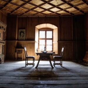 Tratzberg Castle, Maximilian Room